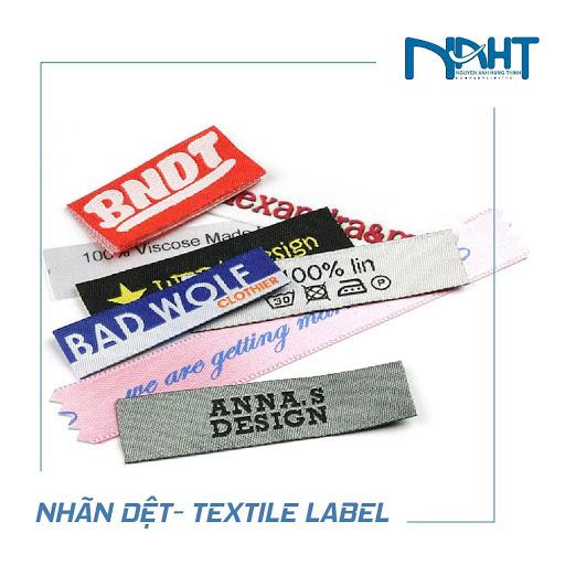 Địa chỉ sản xuất nhãn mác in ấn may mặc uy tín TP. HCM